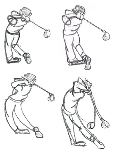 Gesture Drawing Worksheet : Defining the art gesture drawing animator island