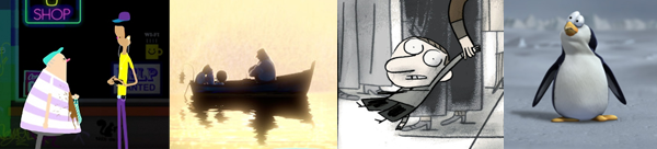 Reviews: Oscar Animated Shorts of 2012