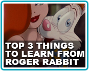 Animator's Top 3 Things to Learn From Who Framed Roger Rabbit