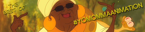 Yo Momma Animation Jokes