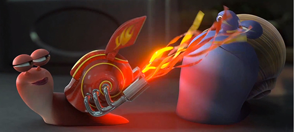 Screen from Turbo