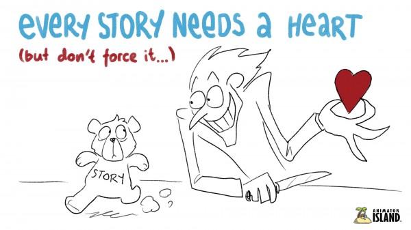 StoryNeedsHeart
