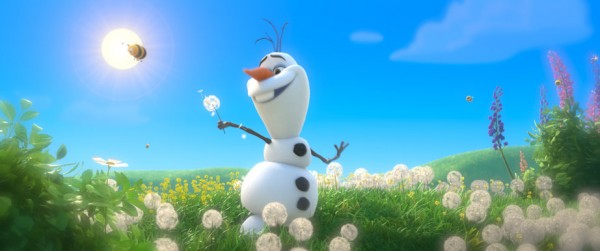 OLAF was AMAZING
