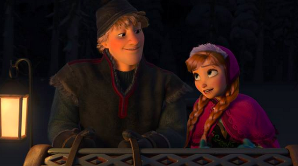 Screenshot of Frozen