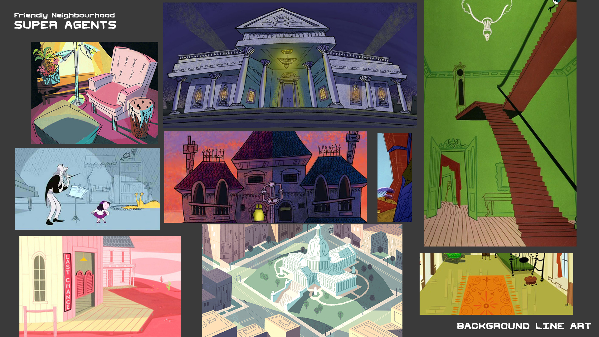 Character Design Mood Board : Define your art with mood boards animator island