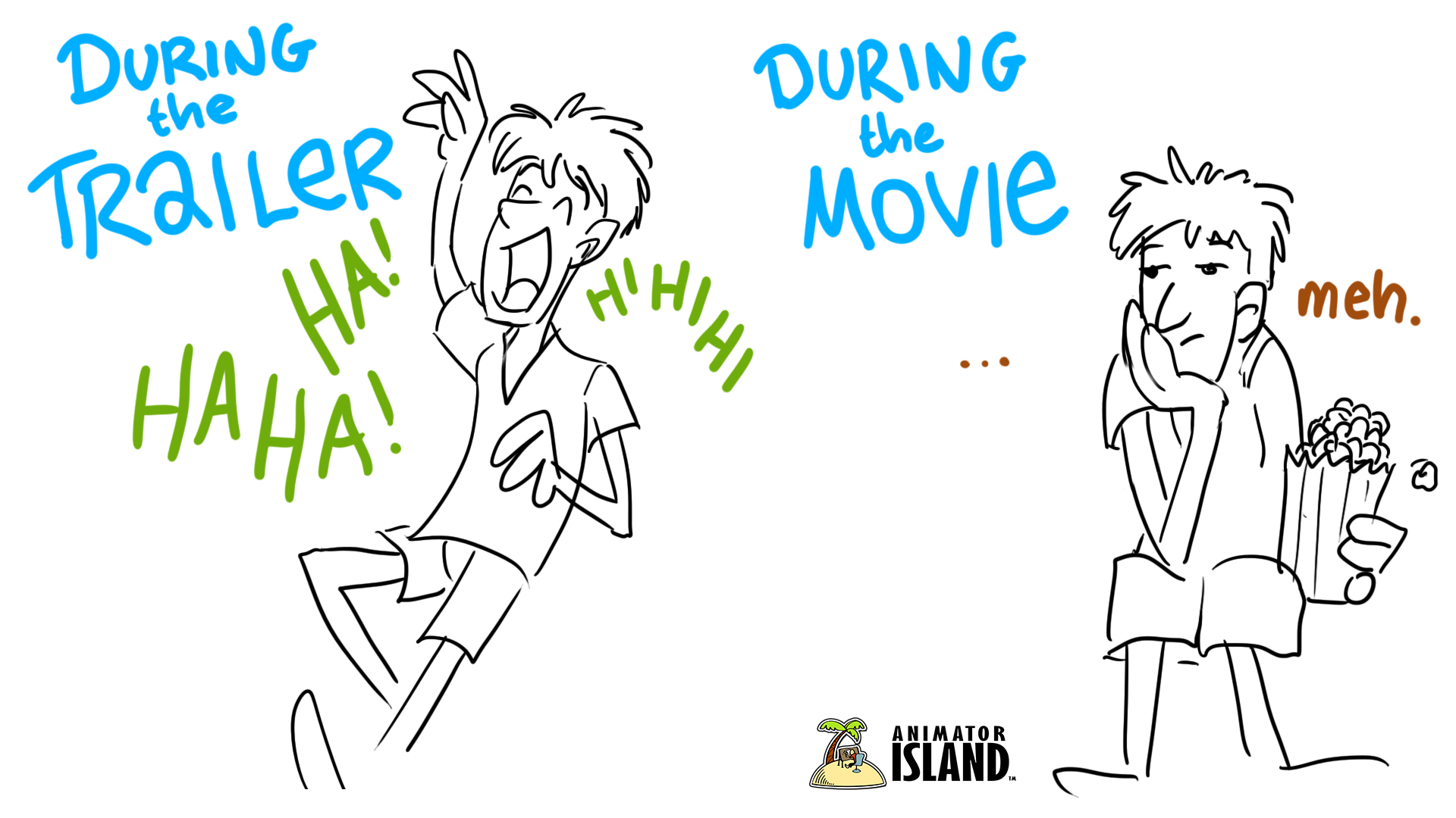10 Second Tip: Avoiding Movie Trailers