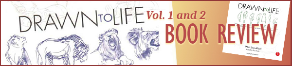 Drawn To Life Book Review