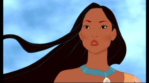 Pocahontas by Disney