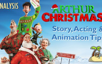 Arthur Christmas – Story, Animation & Acting Tips