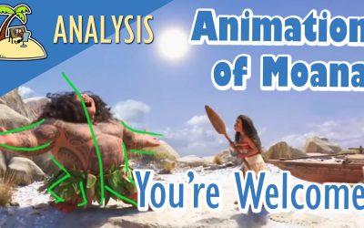 Moana – You're Welcome
