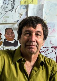 Alejandro Garcia at Animator Island