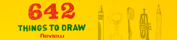 Review: 642 Things to Draw