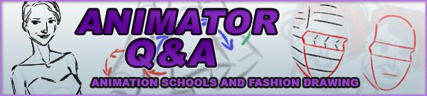 Ask an Animator: Animation Art School and Fashion Drawing