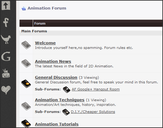 Animation Forum