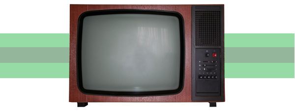This Just In: TV Not Totally Evil!