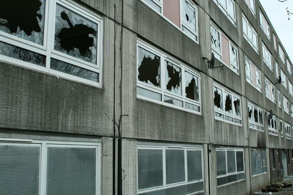 Broken windows broken dreams