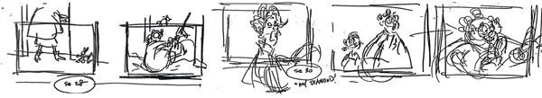 Thumbnails of Milt Kahl