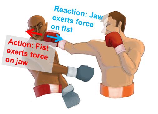 physics in animation action reaction animator island