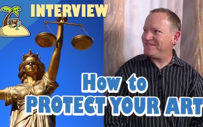 How to protect your art – Copyright for artists