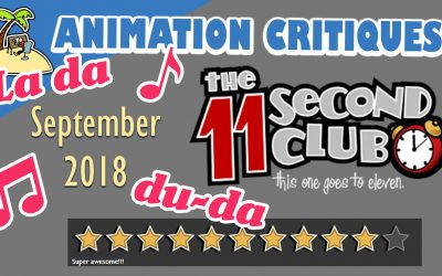 11SecondClub September – Animation Dos and Don'ts
