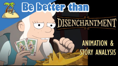 Be Better Than Disenchantment – Story and Animation Advice from Matt Groening's Netflix series
