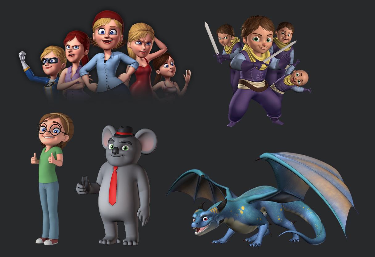 Gifts for Animators - Animator Island