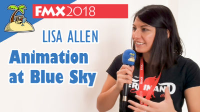 Working as an animator at Blue Sky – Lisa Allen Interview FMX 2018