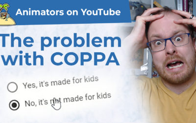 The problem with COPPA – Making the right choice about who is watching
